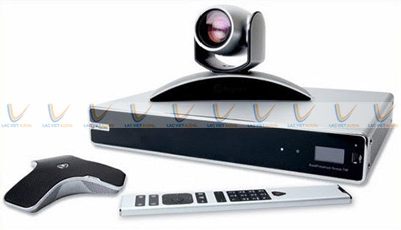 Kết nối camera họp trực tuyến