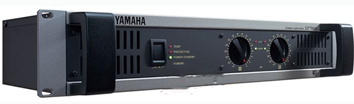 Thiết kế cục đẩy yamaha Xp 7000 rất đẹp và ấn tượng