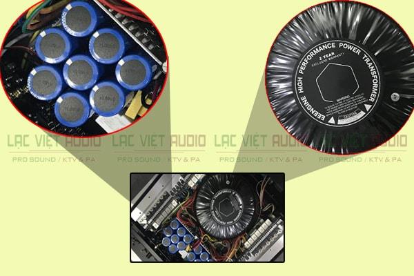 Chi tiết cấu tạo của cục đẩy công suất JD C4850H
