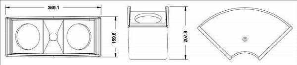 Cấu tạo thùng loa line array