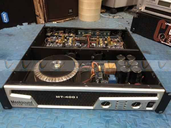 Mua cục đẩy công suất bãi MeekSound MT4001 giá rẻ chính hãng tại Lạc Việt Audio