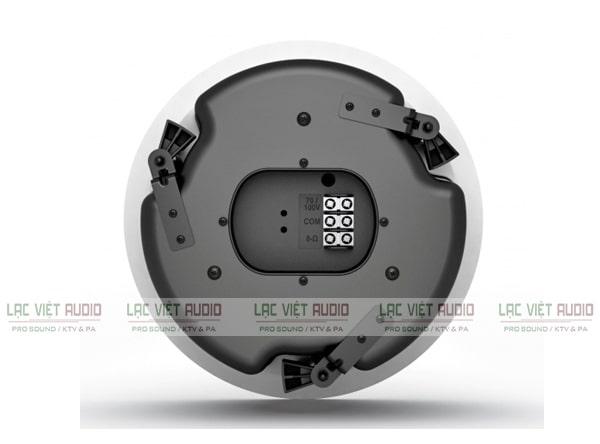 Thiết kế chi tiết mặt sau loa âm trần Bose DS 40F
