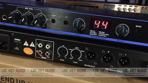 Vang cơ Yamaha cho khả năng hiệu chỉnh âm thanh tối ưu và hiệu quả