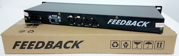 Mặt sau Chống hú Micro Feeback XTR 2.0
