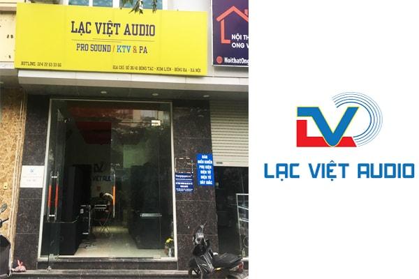 Công ty cổ phần âm thanh Lạc Việt