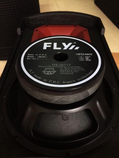 Hình ảnh của bass loa FLY KR1001