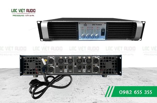 Cục đẩy 4 kênh giá rẻ nhất: DB TK 4800