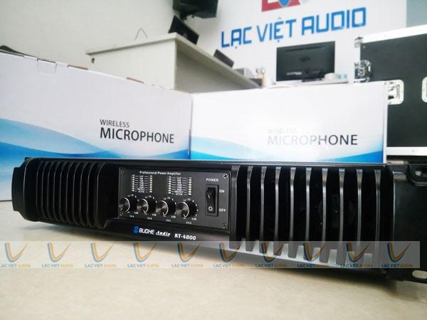 Cục đẩy 4 kênh bãi giá rẻ thứ 2: Budhe KT 4800