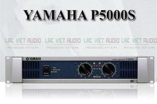 Cục đẩy 16 sò Yamaha P5000S: 4.800.000 VNĐ