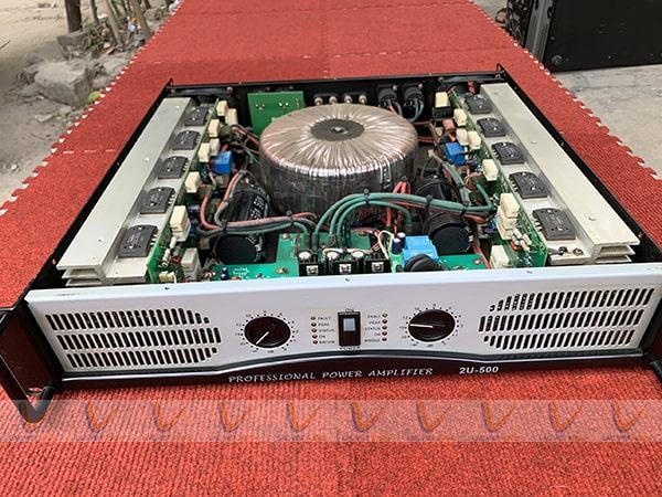 Cục đẩy bãi sò Sanken 2SC 2U-500 được nhiều người dùng ưa chuộng