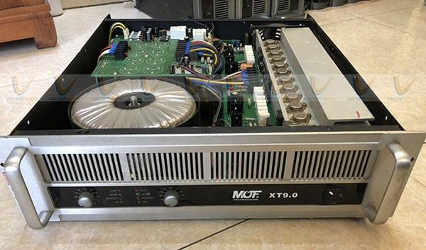 Cục đẩy bãi Mỹ xịn được đánh giá cao về khả năng khuếch đại âm thanh