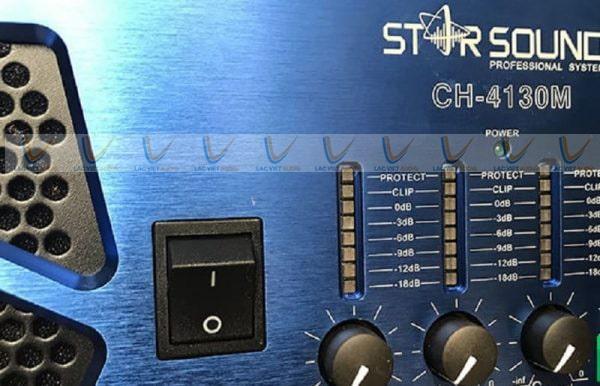 Thông số cục đẩy công suất Trung Quốc Star Sound CH 4130M