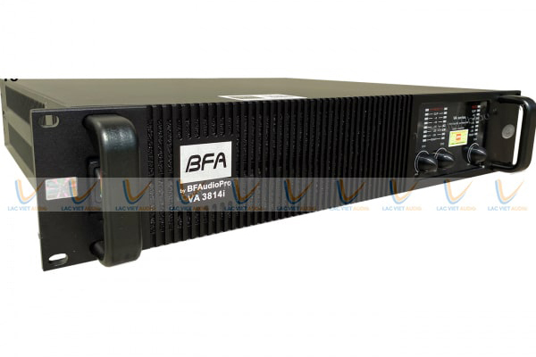 Thiết kế 2 tay cầm dễ dàng di chuyển vị trí của BFAudioPro VA3814i