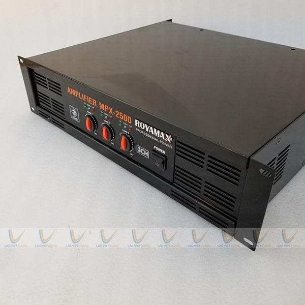 Cục đẩy công suất ROYAMAX MPX-2500