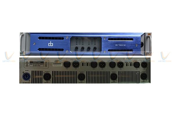 Mua cục đẩy 4 kênh nguồn xung DB TMD4130 chất lượng tại Lạc Việt Audio
