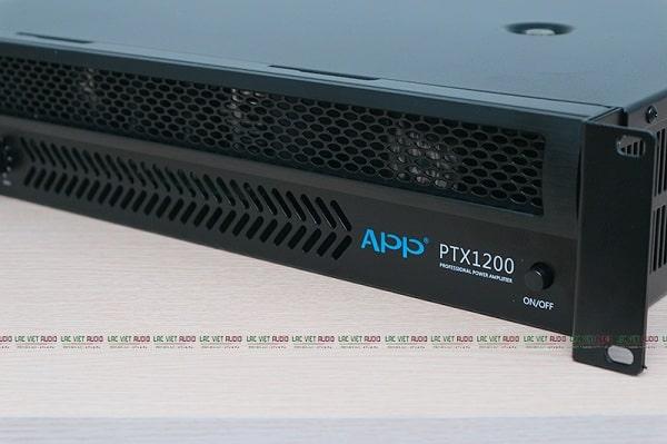 Mua cục đẩy công suất APP giá rẻ, chất lượng tại Lạc Việt Audio