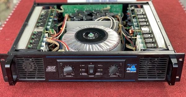 Cục đẩy công suất bãi Mỹ ETC Audio