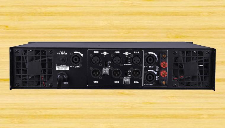 Cục đẩy công suất HAS 1500NX