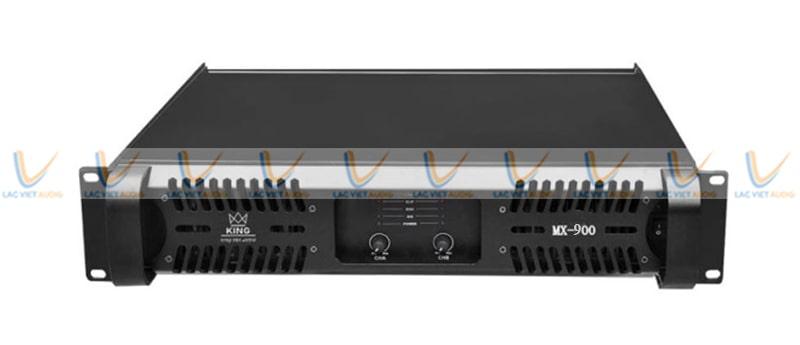 Cục đẩy công suất King MX900