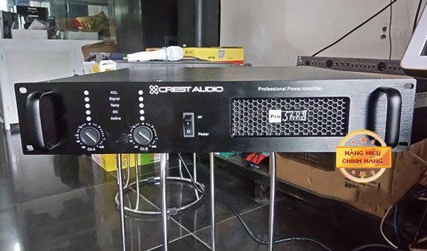 Cục đẩy Crest Audio 1040 đẳng cấp chất lượng