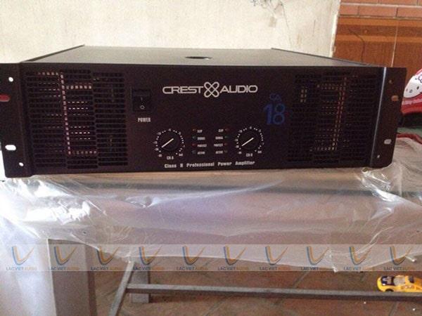 Cục đẩy công suất Trung Quốc Crest-Audio CA18: 8.500.000 VNĐ