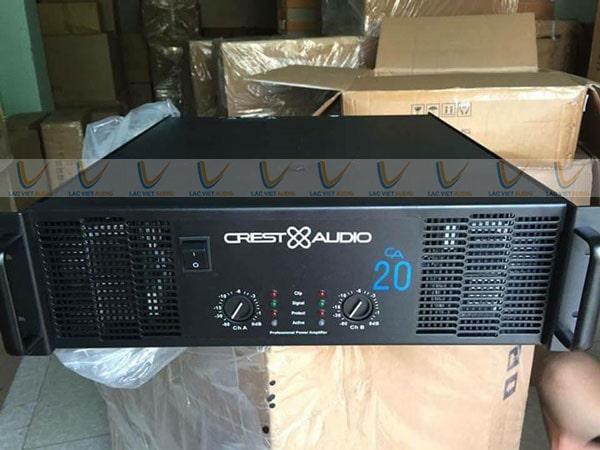 Cục đẩy Trung Quốc Crest-Audio CA20: 9.000.000 VNĐ