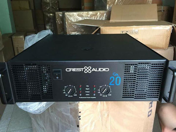 Cục đẩy Crest-Audio CA20 loại 1 trung quốc chất lượng