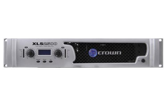 Cục đẩy công suất Crown XLS 2500 chính hãng