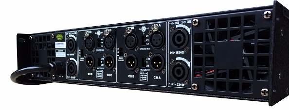 TK4800 sử dụng 3 chế độ Pair, Bridge, Stereo tùy chỉnh theo mục đích sử dụng