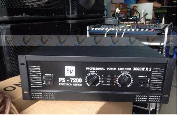 Cục đẩy 2 kênh Trung Quốc EV PS 7200: 4.900.000 VNĐ
