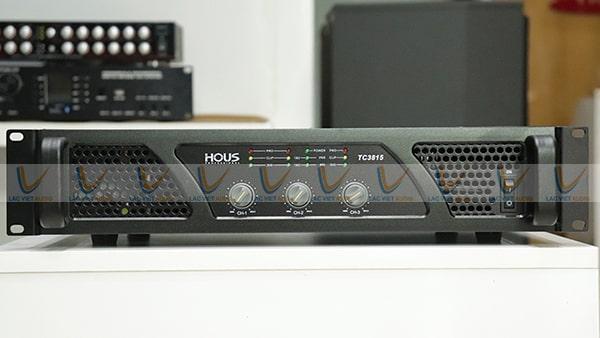 HOUS TC-3815 phù hợp với dàn thiết bị âm thanh gia đình