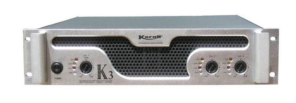 Cục đẩy 3 kênh Korah K3
