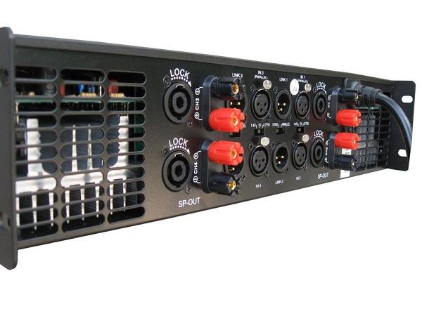 Thiết kế mặt sau dễ dàng sử dụng mai công suất KA4800