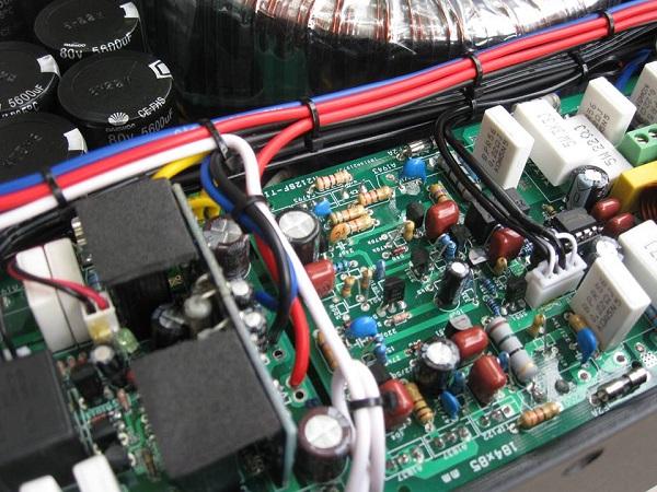 Nội thất cục đẩy KA4800 với các linh kiện nhập khẩu chính hãng
