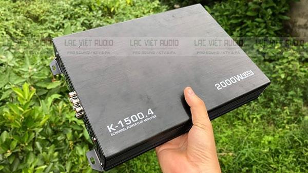 Cục đẩy công suất mini 12V ứng dụng phổ biến cho dàn âm thanh vừa và nhỏ