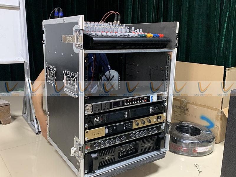 Cục đẩy, mixer và một số thiết bị khác