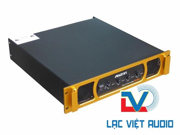 Cục đẩy RS-804 phiên bản Gold chất lừ