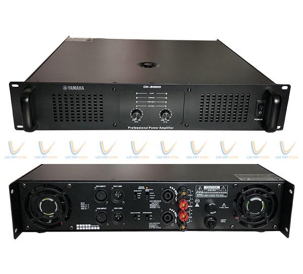 Cục đẩy Yamaha 24 sò CK 8000: 3.800.000 VNĐ