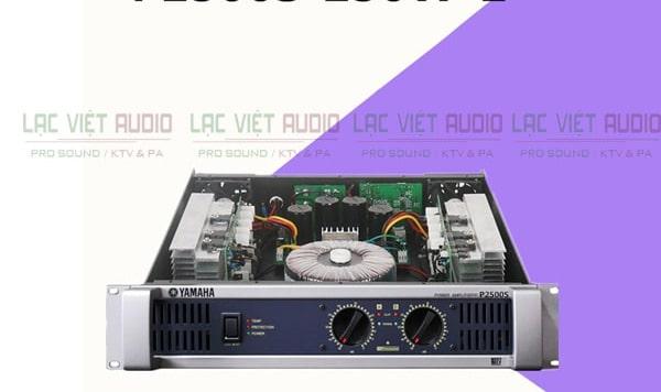 Cục đẩy 16 sò Yamaha P2500s: 3.800.000 VNĐ