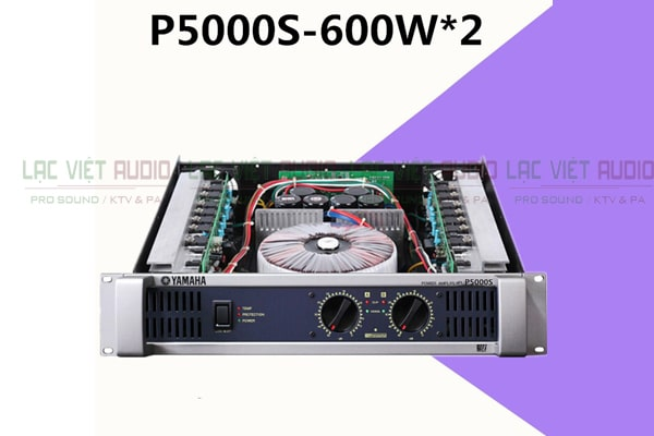 Cục đẩy công suất P500s Yamaha