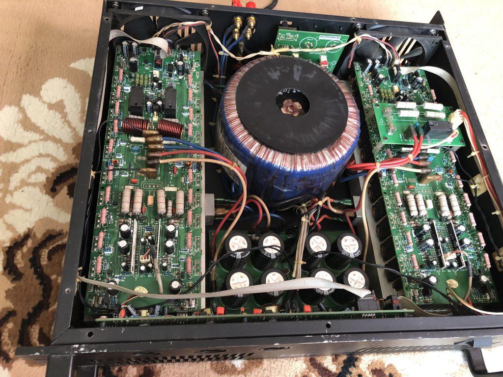 Tổng quan mạch của sản phẩm Eric e1000