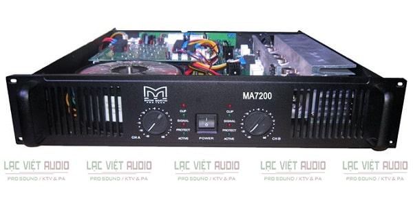 Cục đẩy công suất Việt Nam sản xuất có giá thành rẻ và chất lượng âm thanh đảm bảo