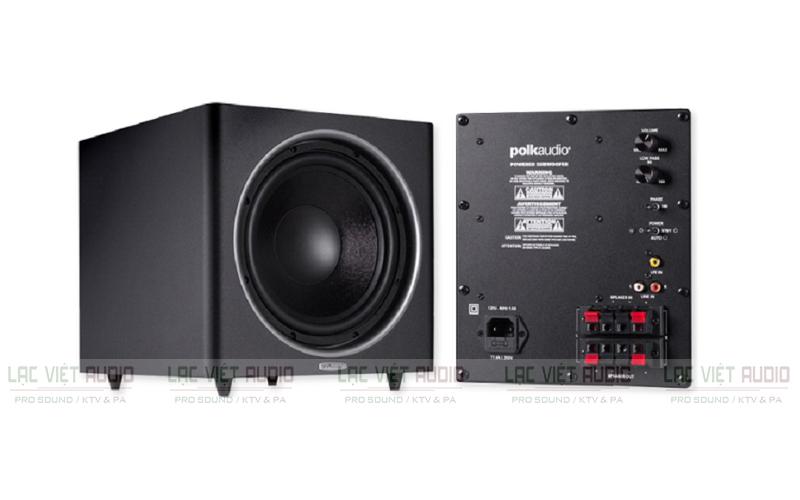 Loa sub hơi với điểm nổi bật: gọn nhẹ, giá rẻ hơn, chất lượng âm thanh tốt