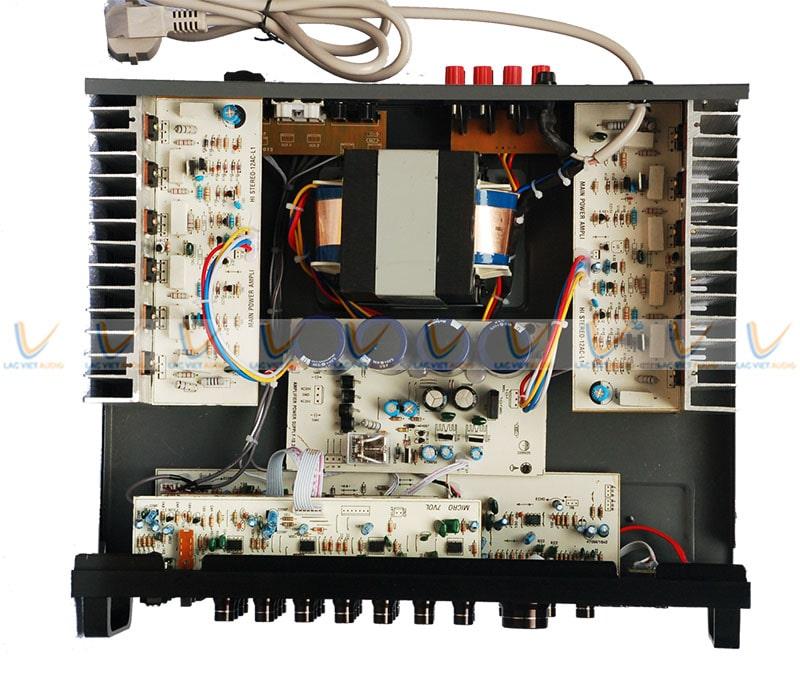 Đặc điểm nổi bật của amply Nanomax Pro-900ib