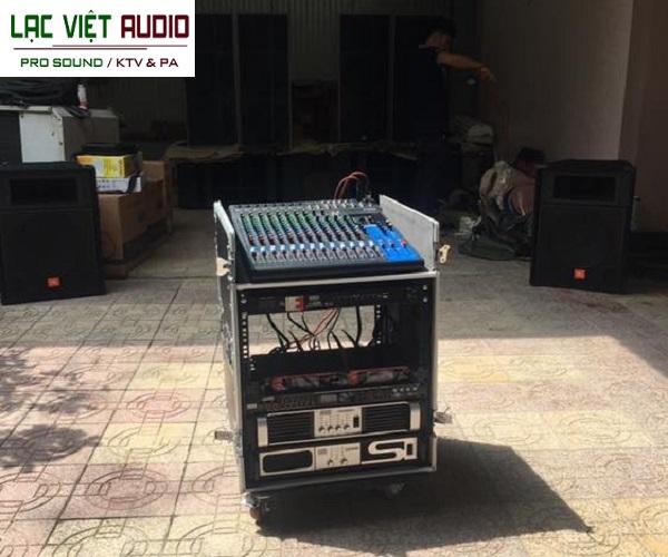 Hệ thống xử lý trung tâm của Lạc việt audio