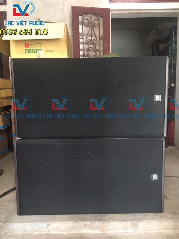 Loa SUB VK 2 Bass kép 50 Inch được cung cấp cho khách hàng