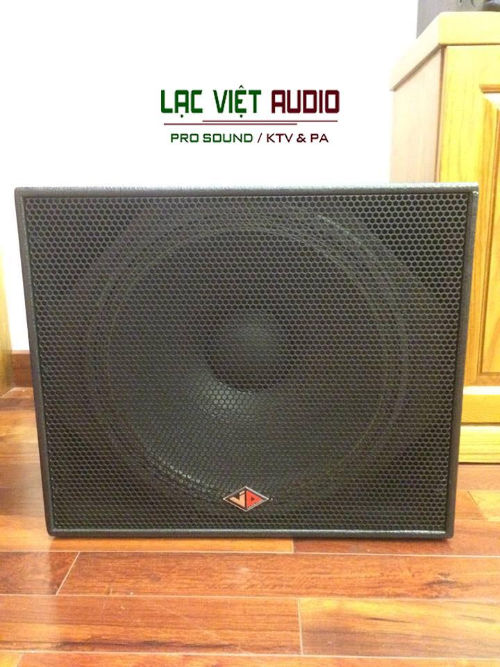 Loa sub JD PW 18 bass 50 cho chất âm cực chắc