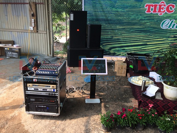 Bộ dàn hội trường chất lượng cao, giá tốt nhất tại Lạc Việt Audio