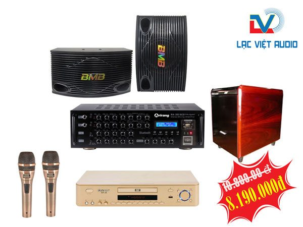 Dàn karaoke gia đình LV 05 bán chạy nhất