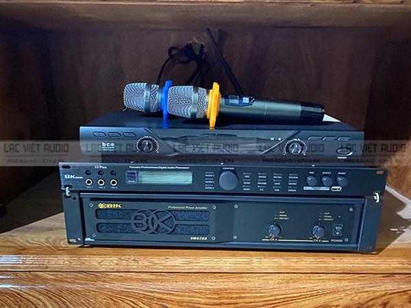 Vang số BK Sound X5 Plus chất lượng được nhiều người tin dùng